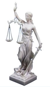 Statue weights