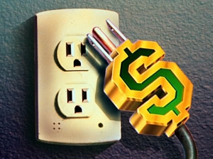 Plug in Dollars