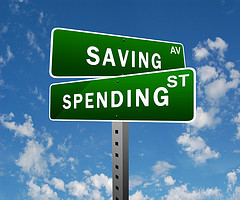 Saving Spending Streets